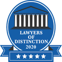 Michael J. Mandelbrot - Lawyer of Distinction 2020